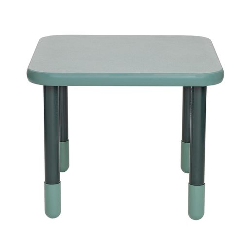 """30"""" Square BaseLine® Table, 24""""H - Teal Green"""