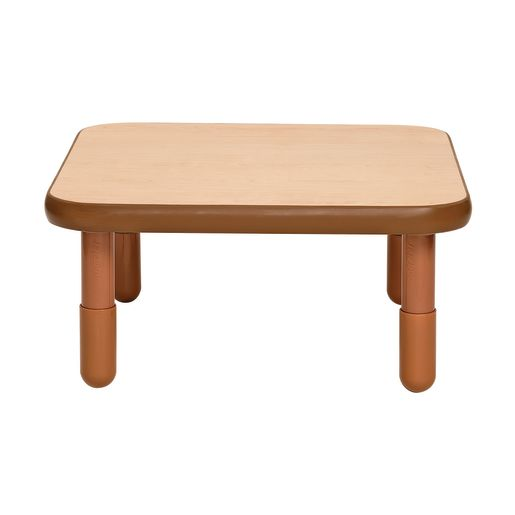 "30"" Square BaseLine® Table, 14""H - Natural Cocoa"