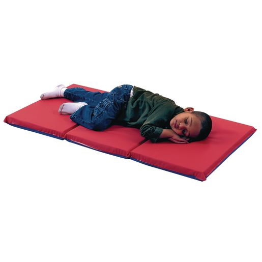 "1"" Thick Rest Mat, 3 Fold - Box of 10"