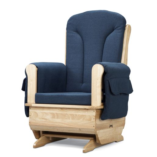 Jonti-Craft® Glider Rocker - BLUE