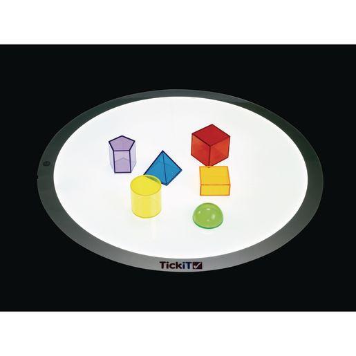 Slim Round LED Activity Panel