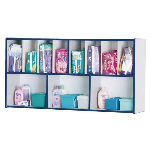 Rainbow Accents® Diaper Organizer - Purple