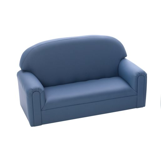 "Enviro-Child Toddler Sofa 8""H - Blue"