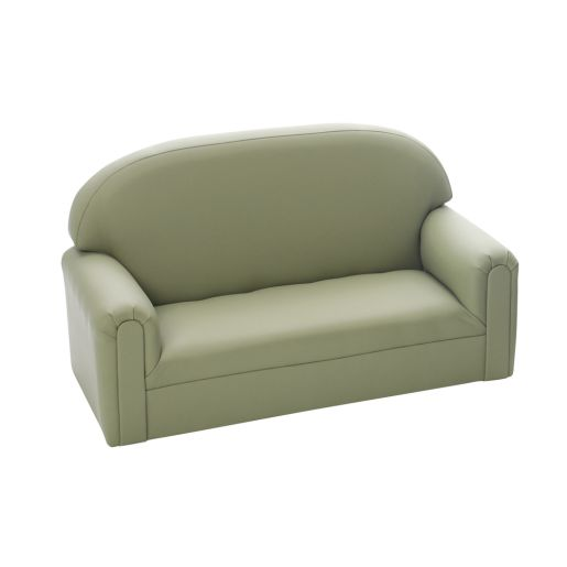 "Enviro-Child Toddler Sofa 8""H - Sage"