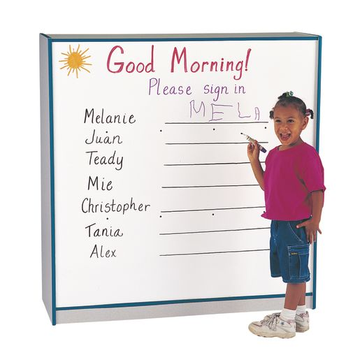 Rainbow Accents® 5-Section Coat Locker - Blue