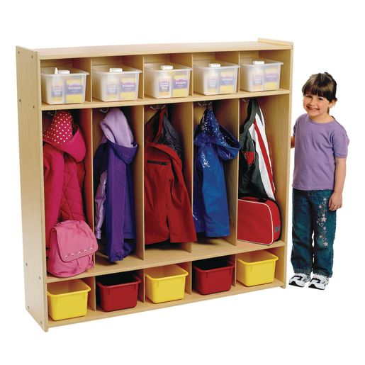 Angeles Value Line™ 5-Section Locker