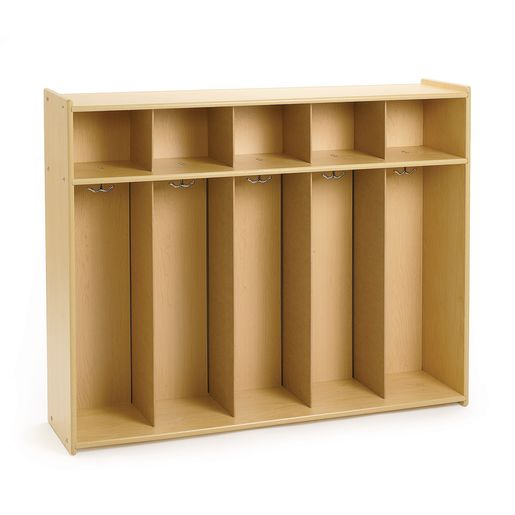 Image of Angeles Value Line Toddler 5-Section Locker