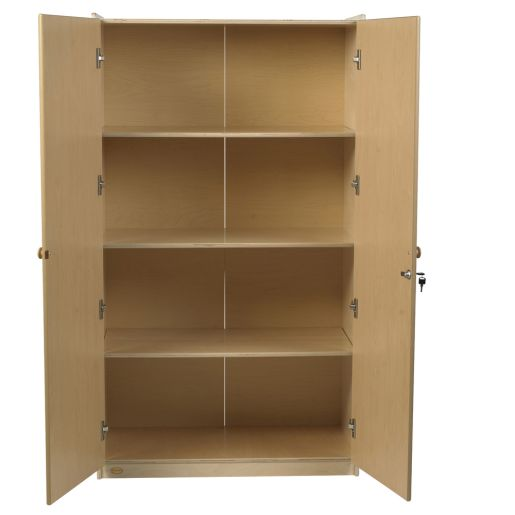 Image of Angeles Value Line Birch Teacher's Storage
