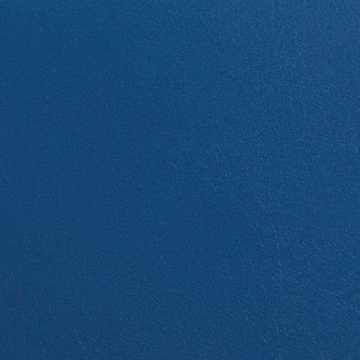 Vinyl Preschool Sofa - Blue