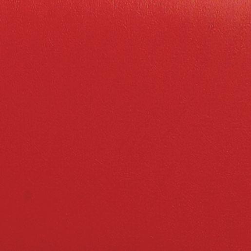Vinyl Toddler Sofa - Red