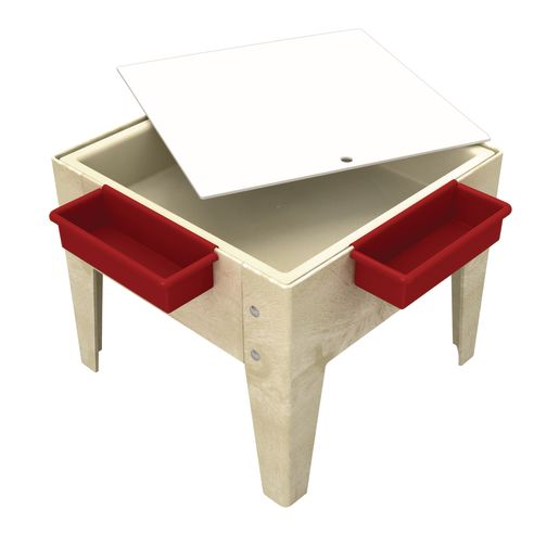 Toddler Mite Sensory Activity Table - Sandstone