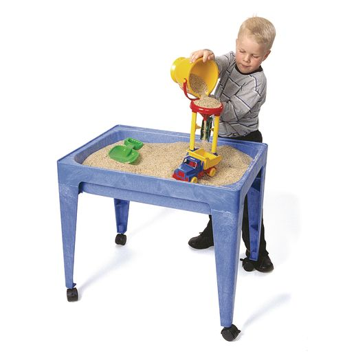 "All in One Sand and Water Center 24""H - Blue"