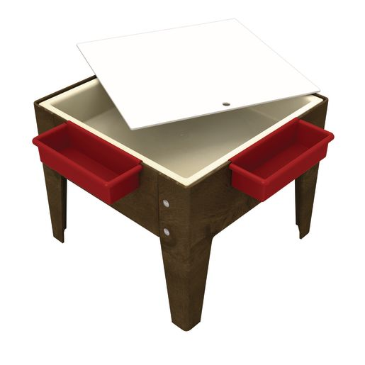 Toddler Mite Sensory Activity Table - Chocolate