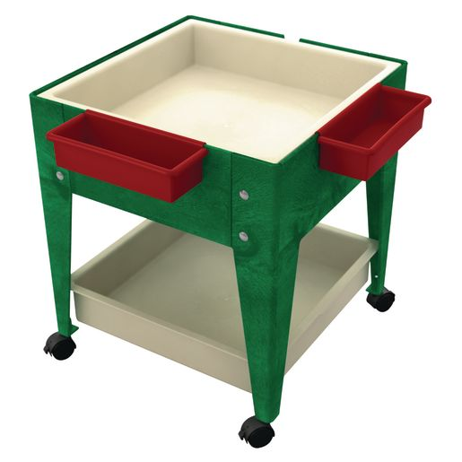 Mobile Mite Sensory Activity Table - Green