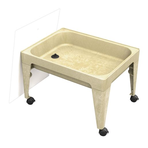 """All in One Sand and Water Center 18""""H - Sandstone"""