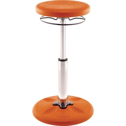Adjustable Height Kore™ Wobble Stool