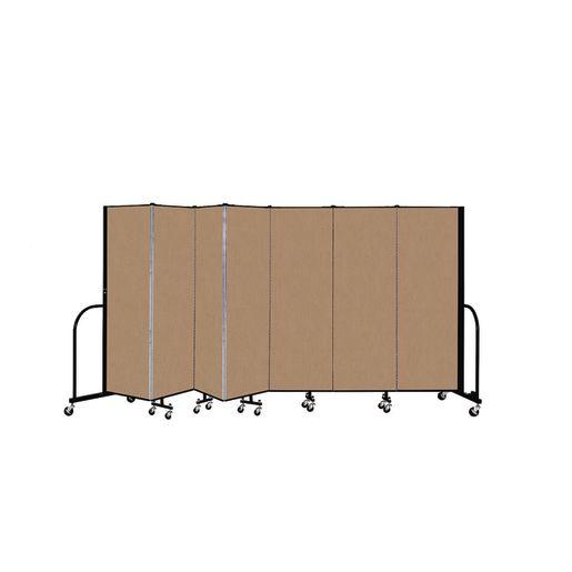 """Portable Room Divider 13'1"""" x 6' - Desert"""