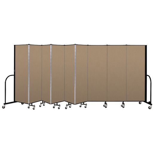 "Portable Room Divider 16' 9"" x 6' - Desert"
