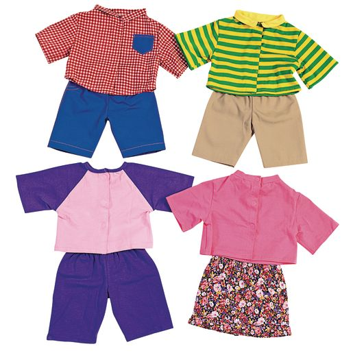 "Excellerations® 17""-20"" Adjustable Doll Clothing"