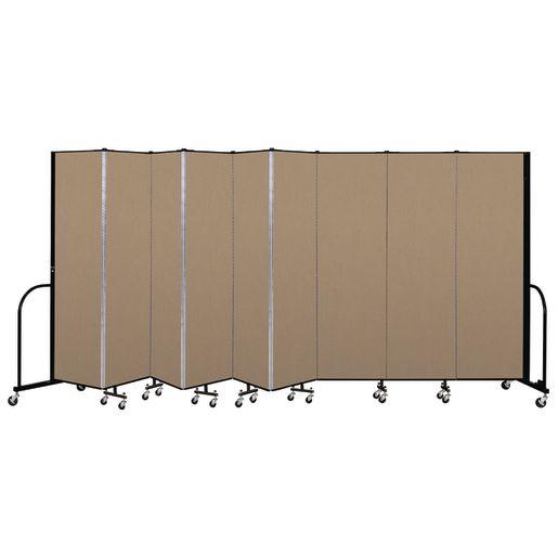 """Portable Room Divider 16'9"""" x 6'8"""" - Desert"""