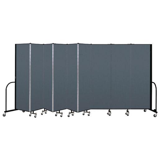 "Portable Room Divider 16'9"" x 6'8"" - Marine Blue"