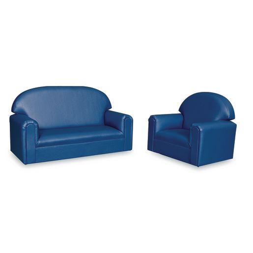 Brand New World Toddler Living Room Set - Blue