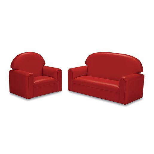 Brand New World Toddler Living Room Set - Red