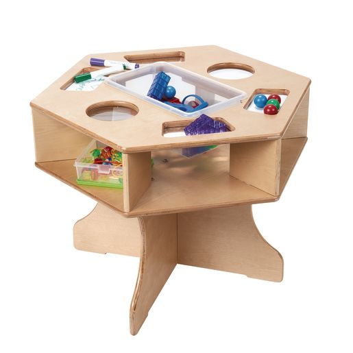 Image of Excellerations Science Activity Table