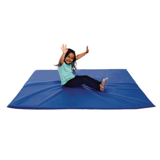 Safety Mat - Primary/Toddler - Blue