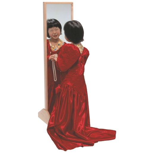 """Stand Up Mirror - 48""""H"""