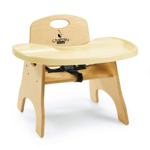 "High Chairries™ with Premium Tray - 13""H Seat"