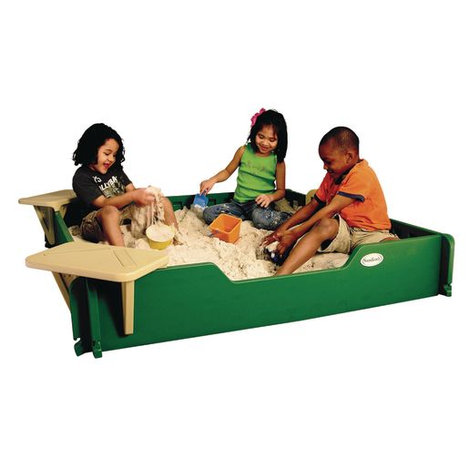 Sandbox with Cover - 5' x 5'