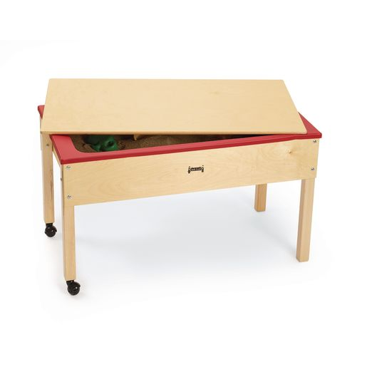 "Sand & Water table with Lid - 24""H"