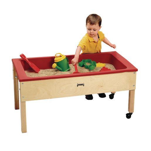 "Sensory Table 20"" Height without Shelf"