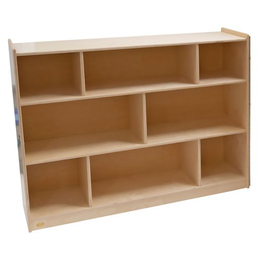 "36"" Mobile 3-Shelf Storage"