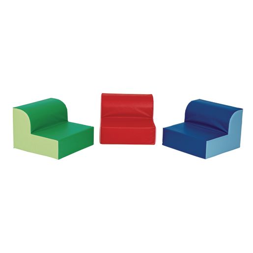 Library Trio - Set of 3 Primary
