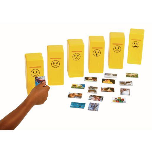 Emotions Post Box Game