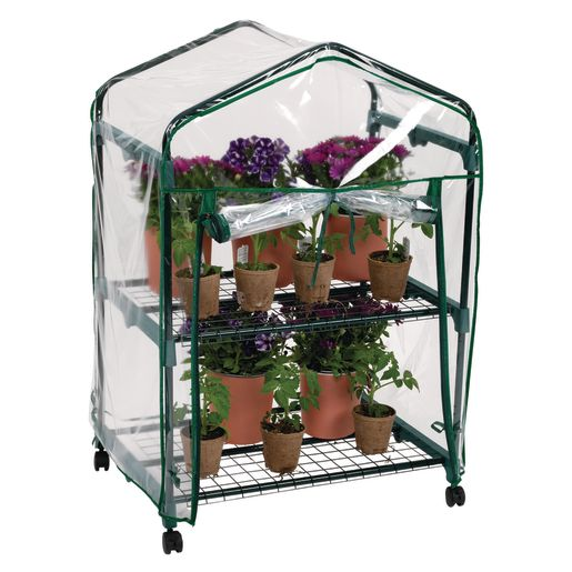 Excellerations® Mobile Greenhouse for Outdoor Learning