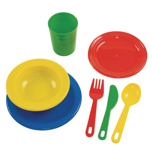 Deluxe Dishes Set of 14 Pieces