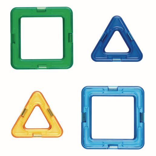 Hinged STEM Magnetic Tiles 40 Pcs.