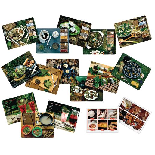 Image of Mud Kitchen Double-Sided Activity Cards Set of 16