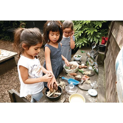 Mud Kitchen Double-Sided Activity Cards Set of 16_2