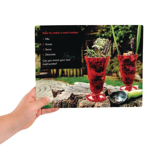 Mud Kitchen Double-Sided Activity Cards Set of 16_3