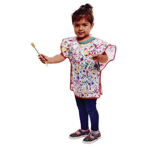 Colorations ® Machine Washable Lightweight Smock - Set of 6