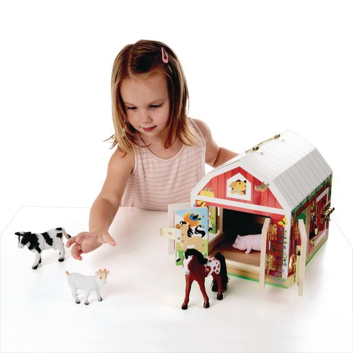 Latches Barn Toy and Farm Animals