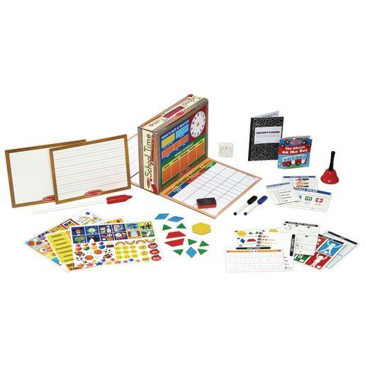 School Time Classroom Play Set