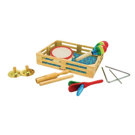 Band-in-a-Box Musical Instruments 10-Pieces