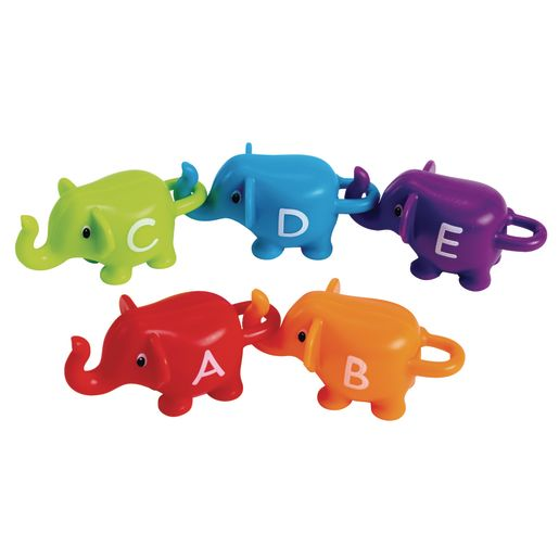 Image of Snap-n-Learn ABC Elephants