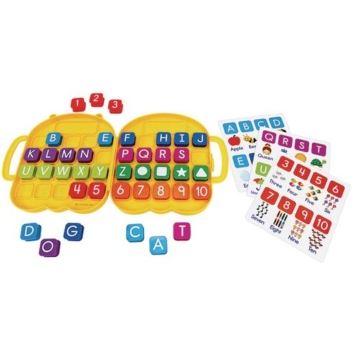 Image of AlphaBee ABC and 123 Activity Set