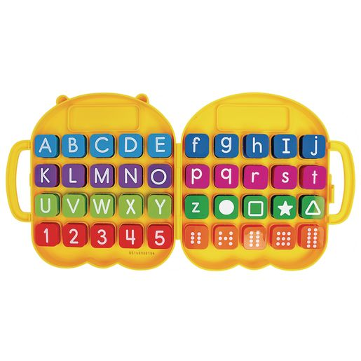 AlphaBee ABC and 123 Activity Set
